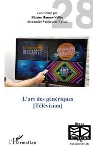 Livre espagnol téléchargement gratuit L'art des génériques  - Télévision par Réjane Hamus-Vallée RTF (French Edition)
