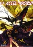 Reki Kawahara et Hiroyuki Aigamo - Accel World Tome 4 : .