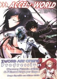 Reki Kawahara et Hiroyuki Aigamo - Accel World Tome 5 : .