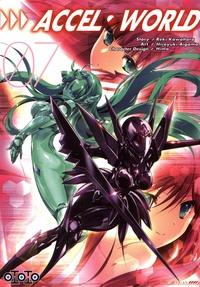 Reki Kawahara et Hiroyuki Aigamo - Accel World Tome 7 : .