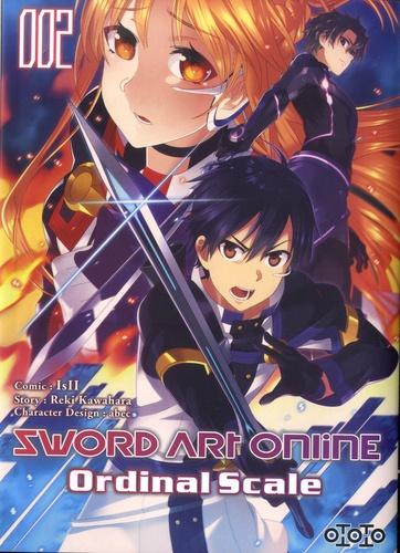 Sword Art Online Ordinal Scale