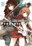 Reki Kawahara et Kiseki Himura - Sword Art Online Progressive Tome 1 : .
