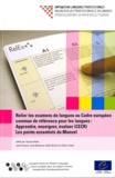 RelEx et José Noijons - Relier les examens de langues au Cadre européen commun de référence pour les langues : apprendre, enseigner, évaluer (CECR) - Les points essentiels du Manuel.