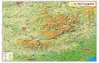 Reliefs Editions - PNR Haut Languedoc 31 x 42 cm.