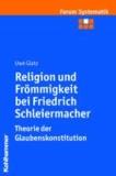 Religion und Frömmigkeit bei Friedrich Schleiermacher - Theorie der Glaubenskonstitution.
