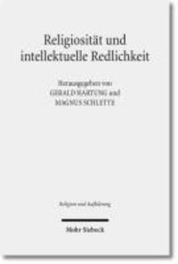Religiosität und intellektuelle Redlichkeit.
