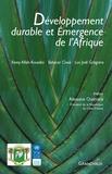 Rémi Allah-Kouadio et Babacar Cissé - Développement durable et émergence de l'Afrique.