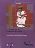 Rémi Astruc - Le grotesque en littérature africaine.