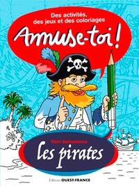 Rémi Barbedienne - Les pirates.