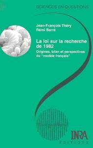 Rémi Barré et Jean-François Théry - .