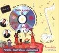 Rémi et Annelore Parot - Berceuses et jeux de doigts. 1 CD audio