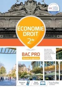 Rémi Bertrand et Mehdi Bousoufe - Economie-Droit 2de Bac Pro.