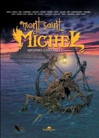 Rémi Bostal et Olivier Brazao - Mont Saint Michel - Histoires et légendes Tome 2 : .