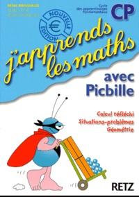 Coloriage Picbille Cp.J Apprends Les Maths Avec Picbille Cp Fichier De Remi Brissiaud