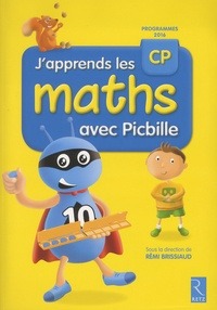 Era-circus.be J'apprends les maths avec Picbille CP - Pack de 10 exemplaires Image