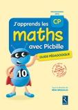 Rémi Brissiaud - J'apprends les maths avec Picbille CP - Livre du maître avec 32 cartons en couleur.