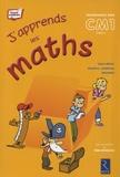 Rémi Brissiaud et Pierre Clerc - J'apprends les maths CM1 Programmes 2008 - Pack en 2 volumes : Le manuel et le fichier d'activités.