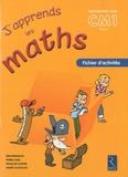 Rémi Brissiaud - J'apprends les maths CM1 programmes 2008 - Pack de 6 fichiers d'activités.