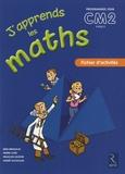Rémi Brissiaud et Pierre Clerc - J'apprends les maths CM2 Programmes 2008 - Fichier d'activités.