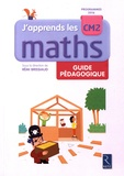 Rémi Brissiaud - J'apprends les maths CM2 - Guide pédagogique.
