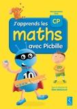 Rémi Brissiaud - J'apprends les maths CP avec Picbille - Programmes 2016.