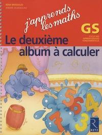 Rémi Brissiaud et André Ouzoulias - Le deuxième album à calculer GS.