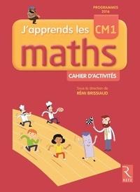 Rémi Brissiaud et Pierre Clerc - Mathématiques CM1 J'apprends les maths - Cahier d'activités.