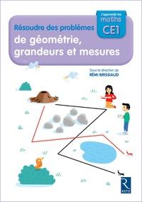 Rémi Brissiaud et Ernest Robert - Mathématiques Résoudre des problèmes CE1 J'apprends les maths.