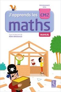 Rémi Brissiaud - Maths CM2 J'apprends les maths - Manuel + cahier.