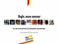 Rémi Capber et Laurent Trupiano - Rafa, mon amour.