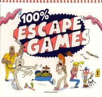 Rémi Chaurand et Bruno Muscat - 100 % Escape Games.