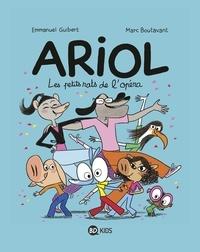 Ariol, Tome 10 - Les petits rats de l'opéra.