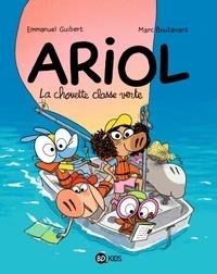Marc Boutavant - Ariol, Tome 17 - La chouette classe verte.