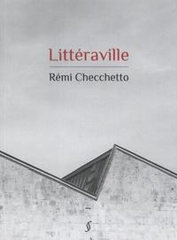Rémi Checchetto - Littéraville.