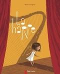Rémi Courgeon - La harpe.