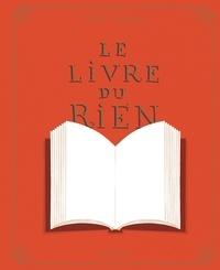 Rémi Courgeon - Le livre du rien.