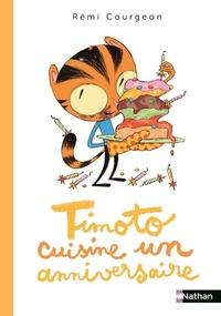 Rémi Courgeon - Timoto cuisine un anniversaire.