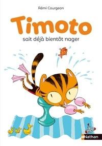 Rémi Courgeon - Timoto sait déjà bientôt nager.
