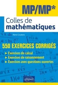Corridashivernales.be Colles de mathématiques - MP/MP* Image