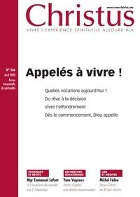 Rémi de Maindreville - Christus N° 266, avril 2020 : .