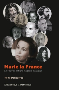Goodtastepolice.fr Marie la France - Le pouvoir est une tragédie classique Image
