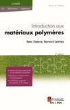 Rémi Deterre et Bernard Lestriez - Introduction aux matériaux polymères.