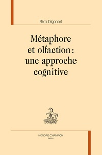 Rémi Digonnet - Métaphore et olfaction : une approche cognitive.