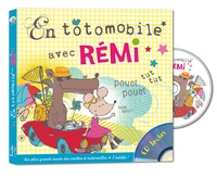 Rémi - En totomobile avec Rémi. 1 CD audio