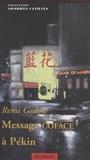 Rémi Gedoie - Message COFACE à Pékin.