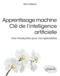 Rémi Gileron - Apprentissage machine. Clé de l'intelligence artificielle - Une introduction pour non-spécialistes.