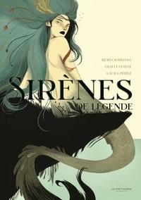 Rémi Giordano et Olivia Godat - Sirènes de légende.