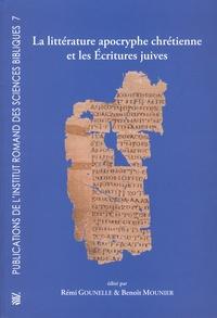 Rémi Gounelle et Benoît Mounier - La littérature apocryphe chrétienne et les Ecritures juives.
