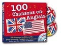 Rémi Guichard - 100 chansons en anglais. 2 CD audio