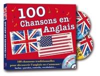 Rémi Guichard - 100 chansons en anglais. 2 CD audio